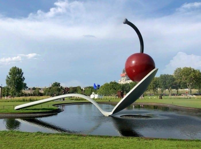 Minneapolis Sculpture Gardens