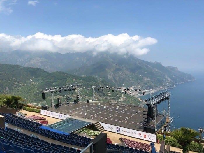 Villa Rufolo stage