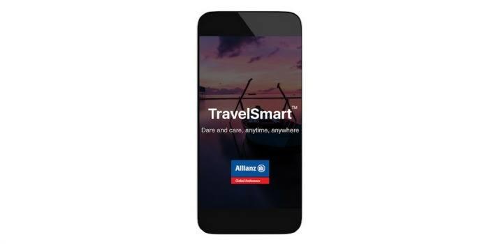 Allianz TravelSmart app