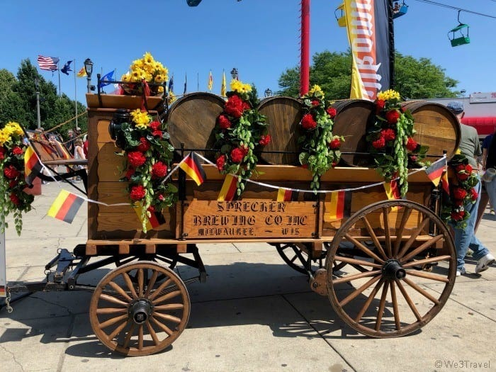 Germanfest wagon