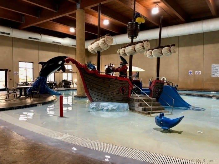 Lodge at Deadwood pool