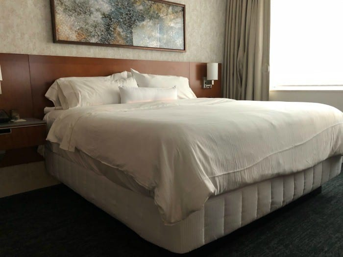 Westin Edina bedroom