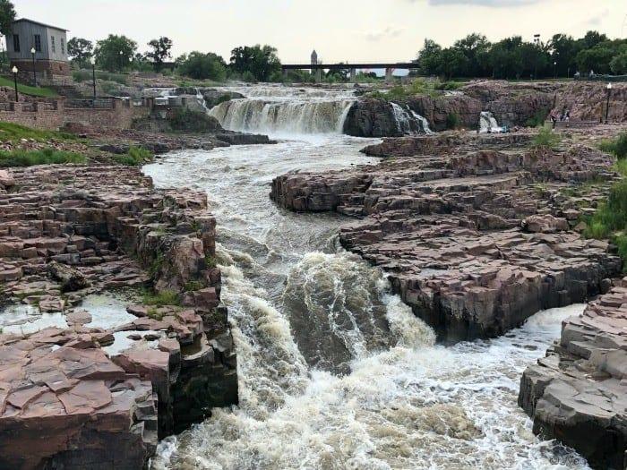 Falls Park Sioux Falls