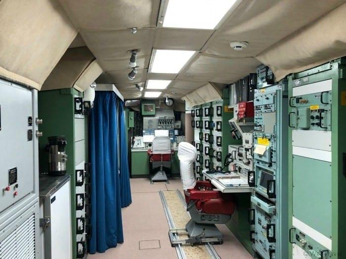 Minuteman control room