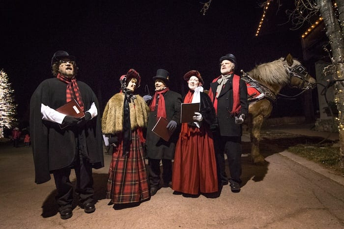 Village at Squaw Valley Carolers