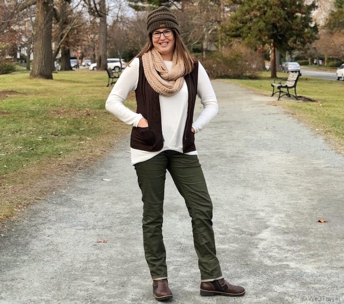 Prana outfit