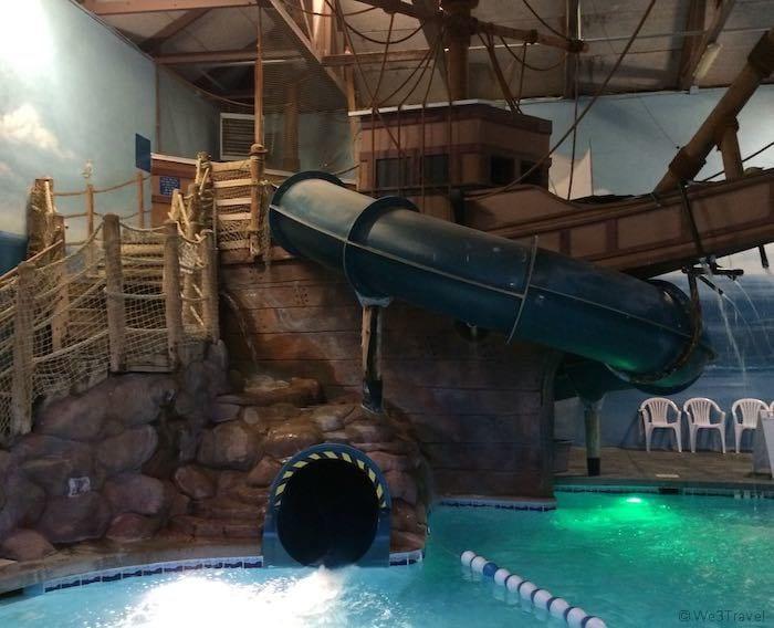 John Carver Inn pool