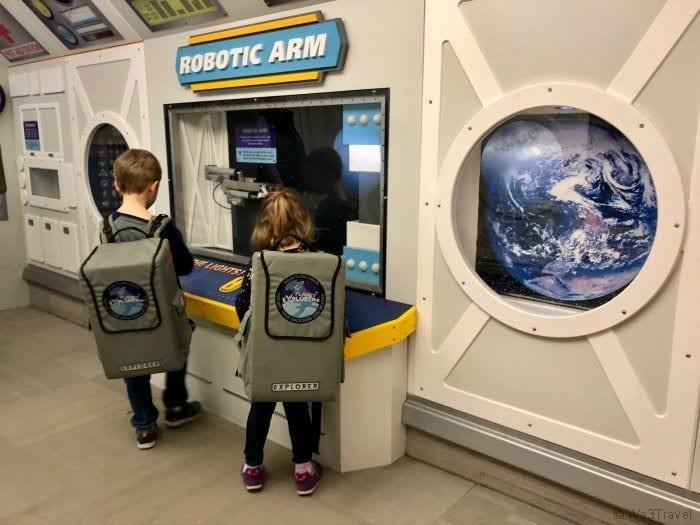 Adler planetarium kids
