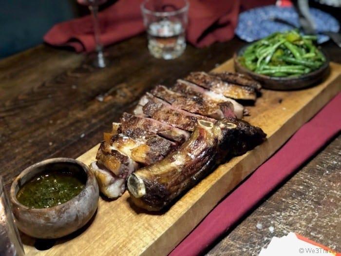 Beatnik Chicago steak