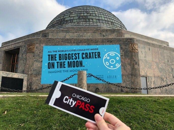 Adler Planetarium CityPASS