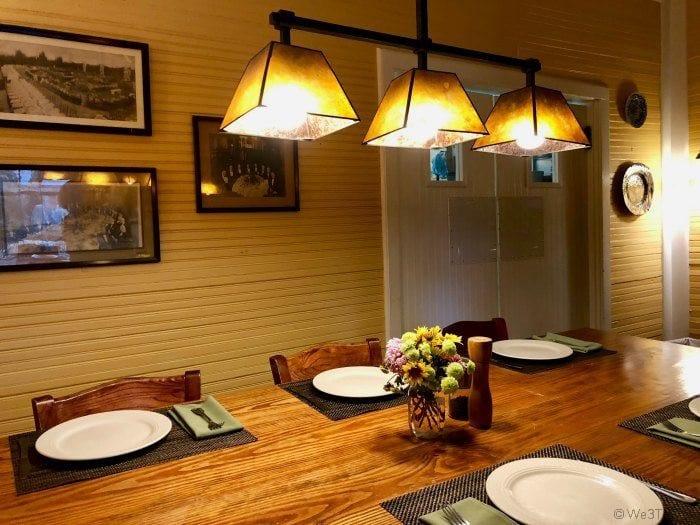 LSSI dining room