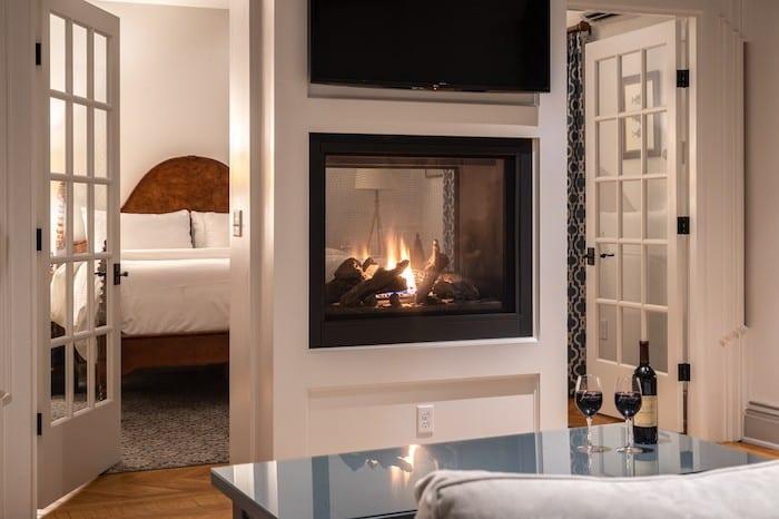 Morgan Suite in the Whaler's Inn