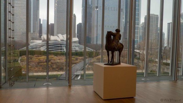 Art Institute view