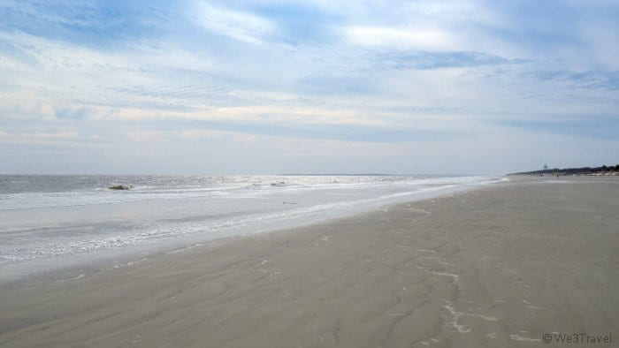 Great Dunes beach park