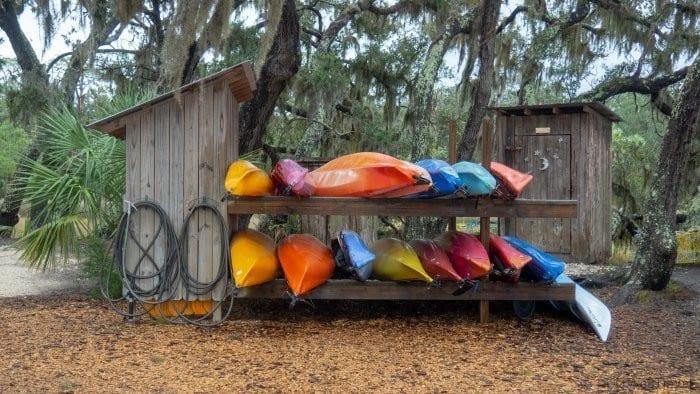 LSSI kayaks
