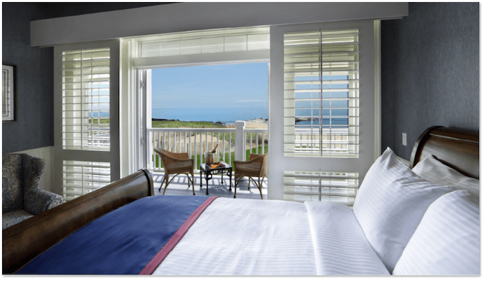 Madison Beach Hotel guest room