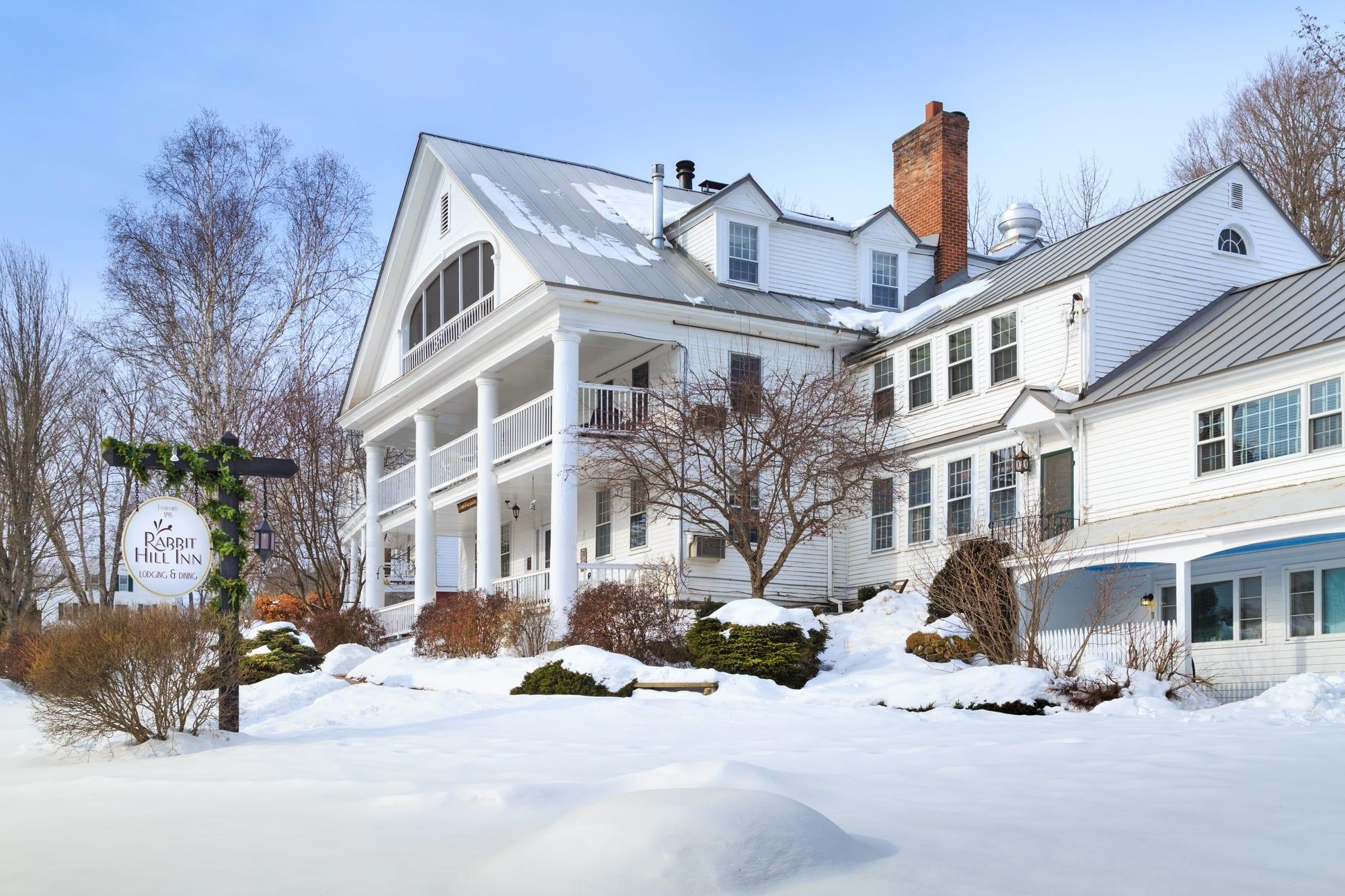 Rabbit Hill Inn Vermont