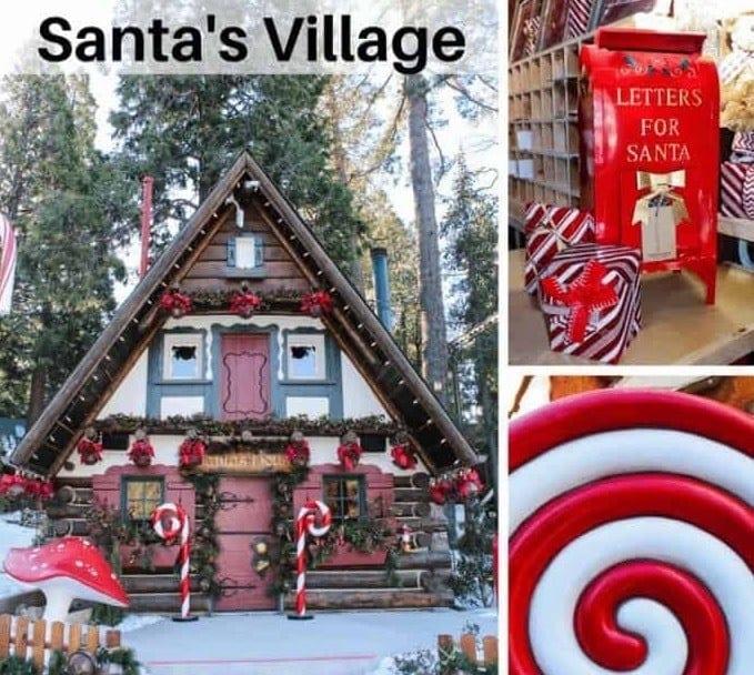 Santa's Village Lake Arrowhead CA