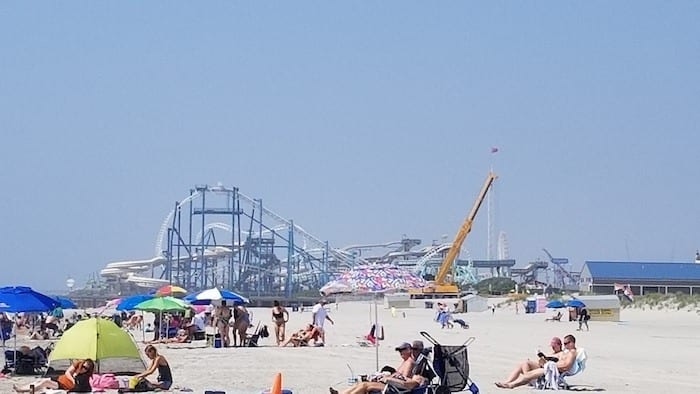 Wildwood Beach New Jersey