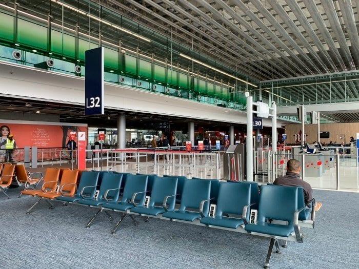 Air France gate