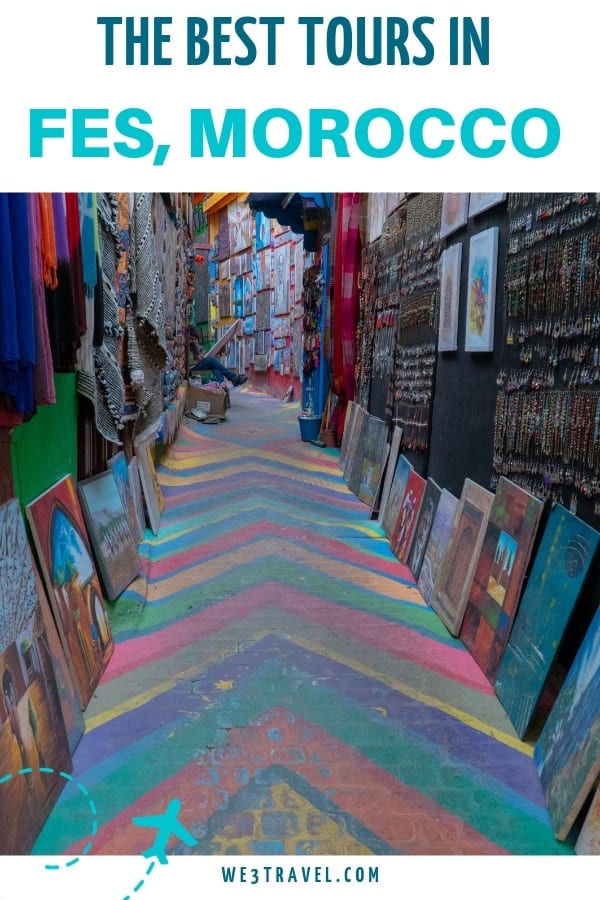 Find out the best tours and things to do when visiting Fes, Morocco and other Fes travel tips. #fes #fesmorocco #morocco #moroccotravel