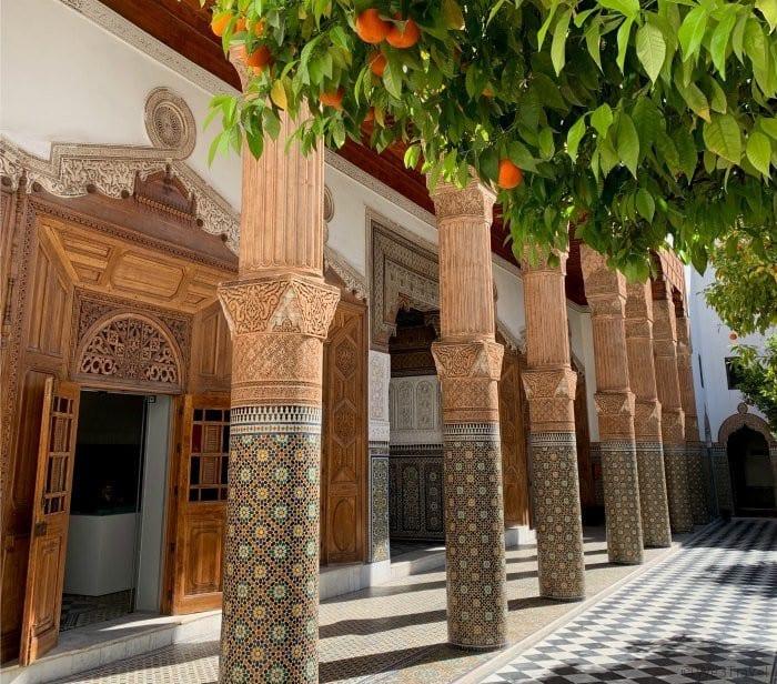 Dar el Bacha in Marrakech