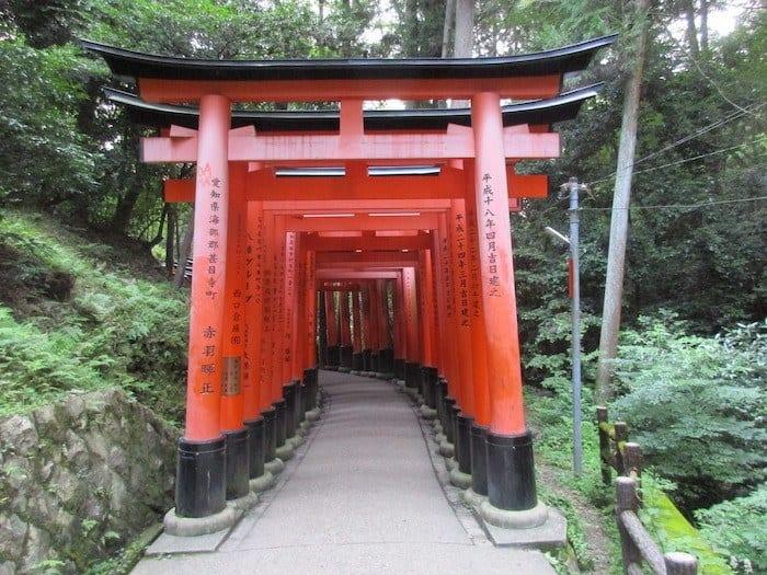 Fushimi-inara taisha (shrine), Kyoto