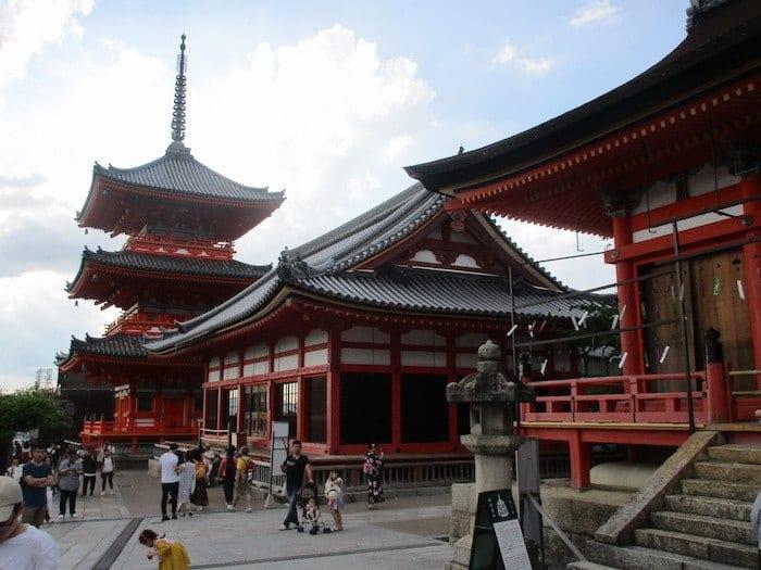 Kiyomizu dera (temple), South Higashiyama, Kyoto
