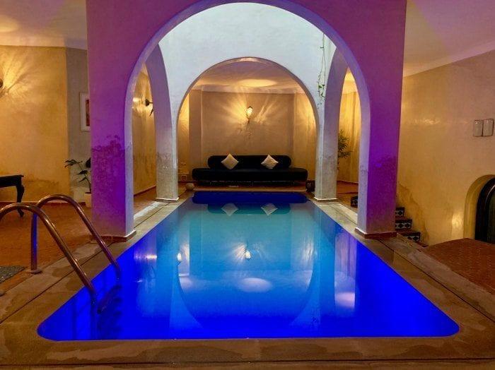 Lina Ryad pool