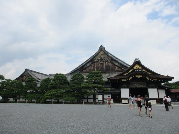Nijo-jo (castle), Kyoto