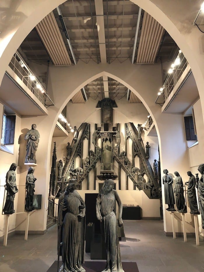 Museum Oeuvre Notre Dame