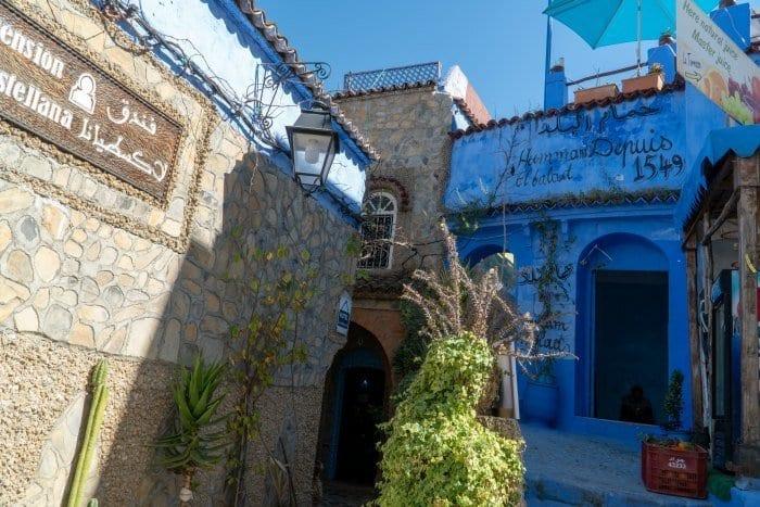 Oldest Hammam in Chefchaouen