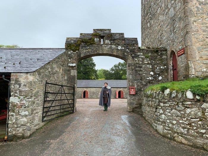 Winterfell at Castle Ward