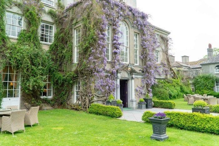 Mount Juliet hotel near Kilkenny