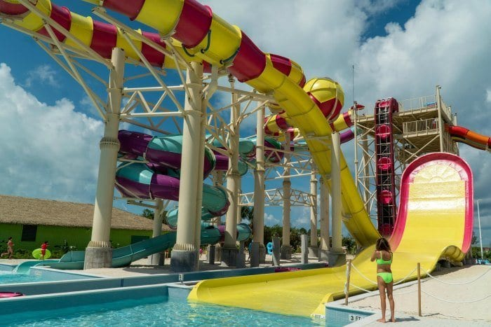 Splash Summit at Thrill Waterpark