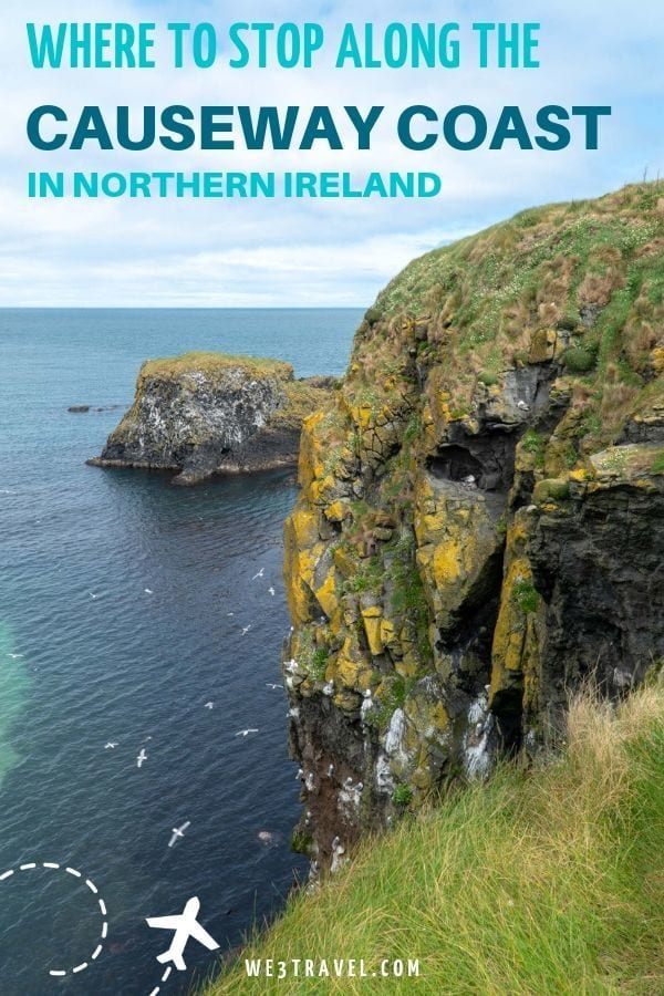Northern Ireland where to stop along the Causeway Coastal Route