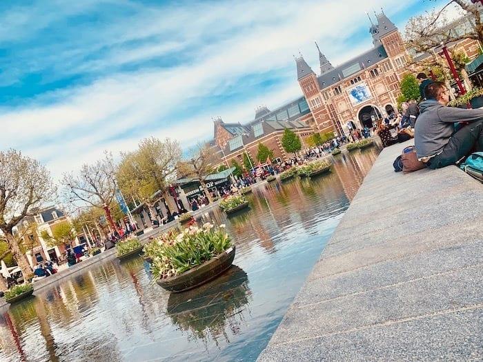 Amsterdam's Museum Quarter
