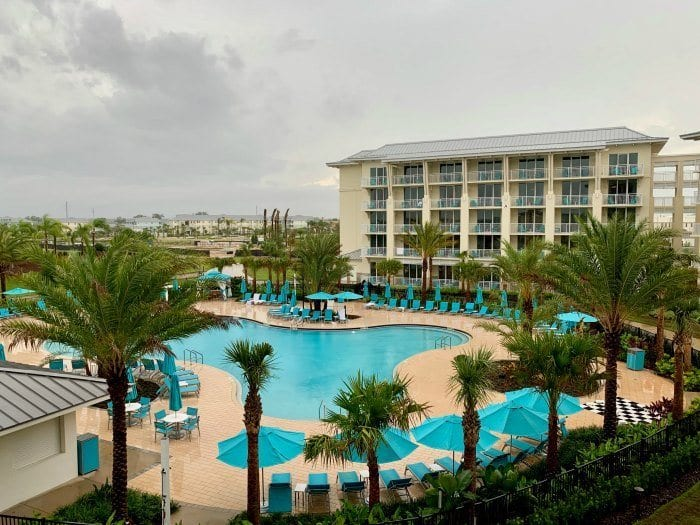 Margaritaville Resort Orlando view