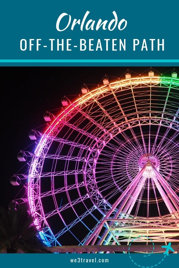 Off the beaten path activities in Orlando, Kissimmee, and Central Florida #florida #orlando