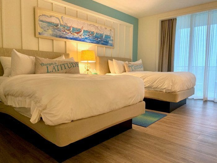Margaritaville Resort Orlando room 303