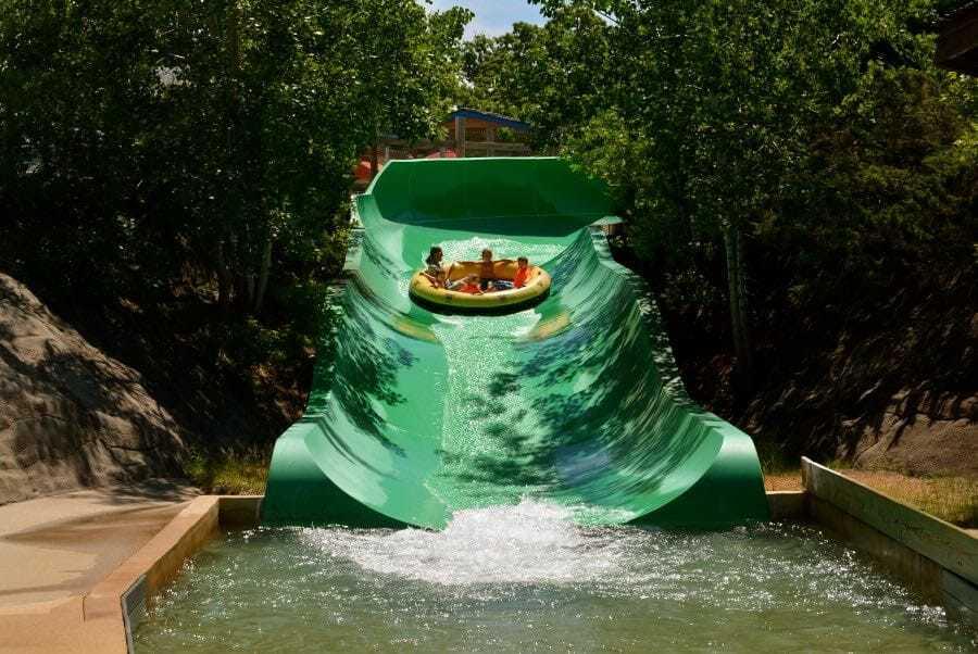 Noah's Ark Slide, Wisconsin Dells