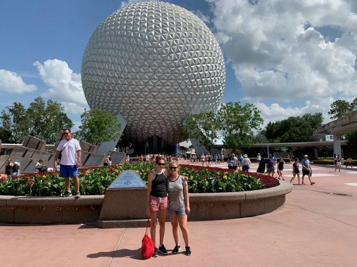 Best Epcot rides for teens