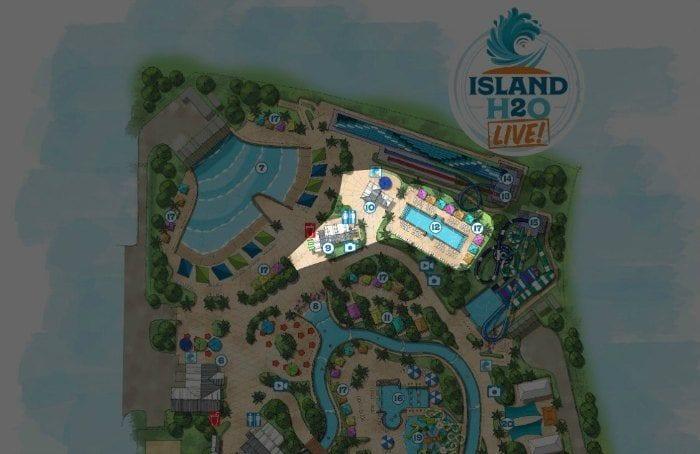island H2O Live app find my friends map