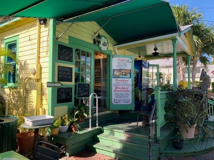 Kermit's cafe Key West