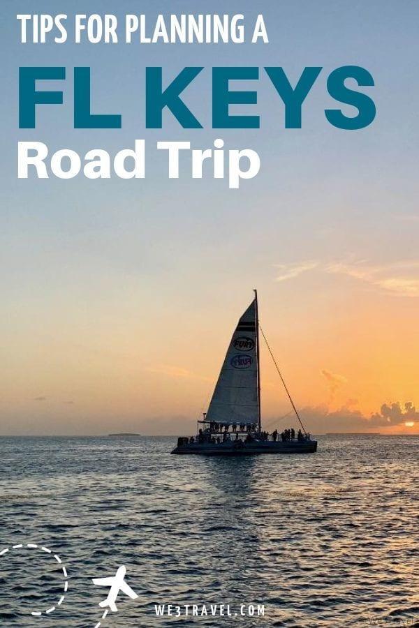 Tips for planning a FL Keys road trip