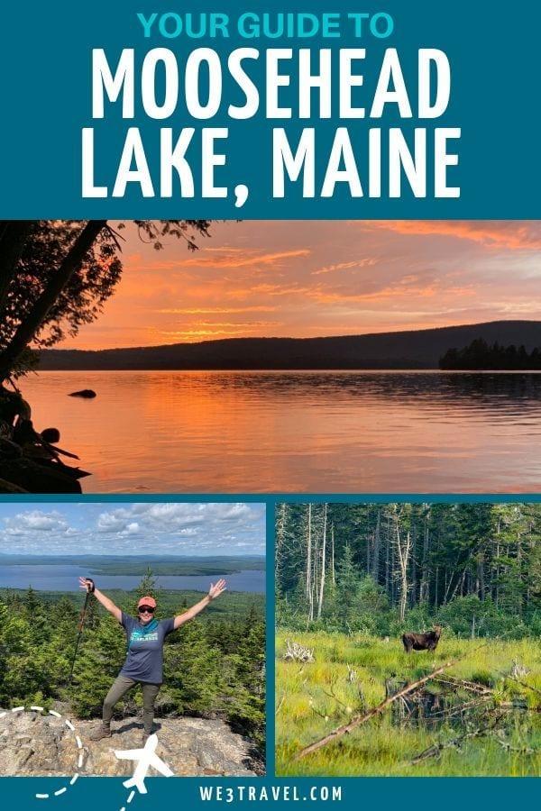 Guide to Moosehead Lake Maine