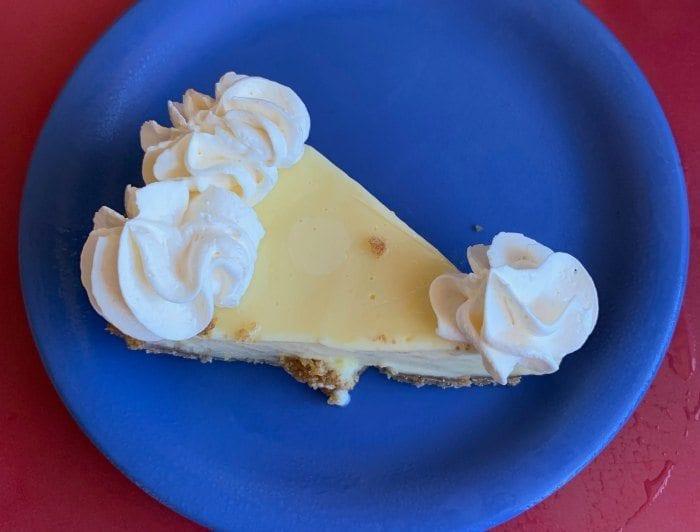 Mrs. Mac's key lime pie