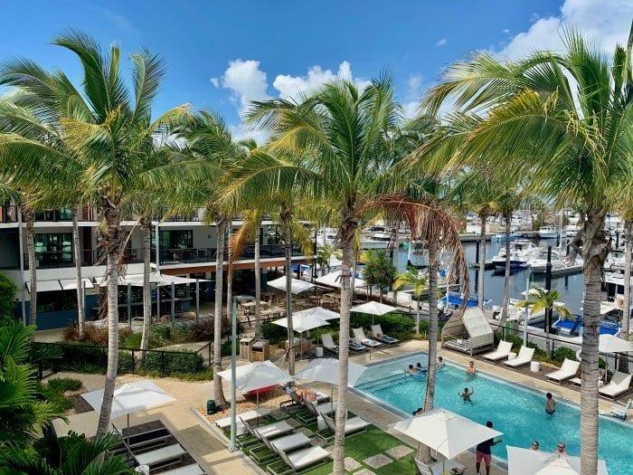 Perry Hotel Key West pool