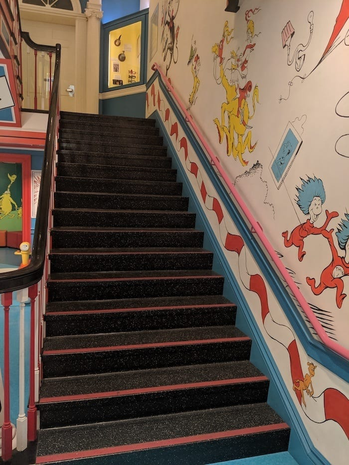 Dr. Seuss Museum in Springfield MA