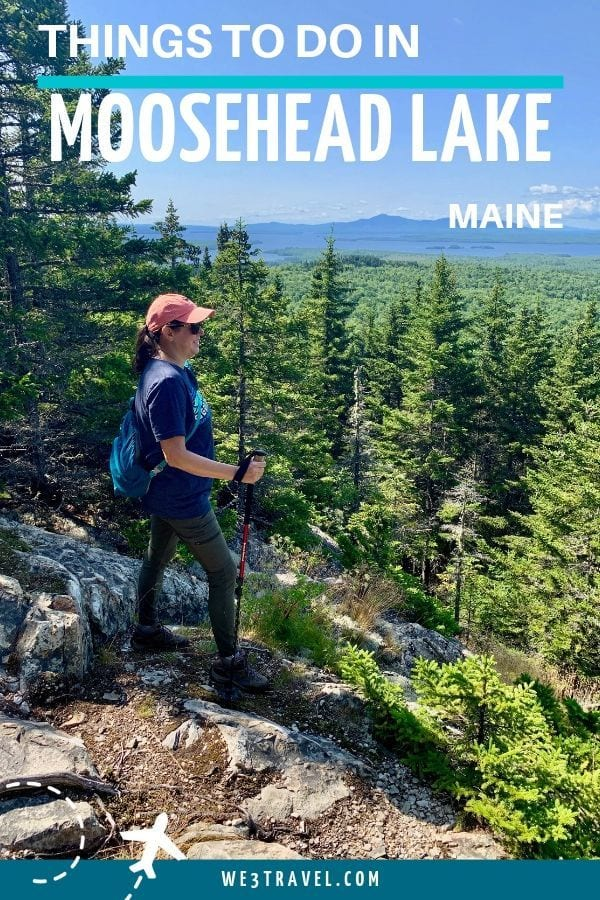 Things to do in Moosehead Lake Maine